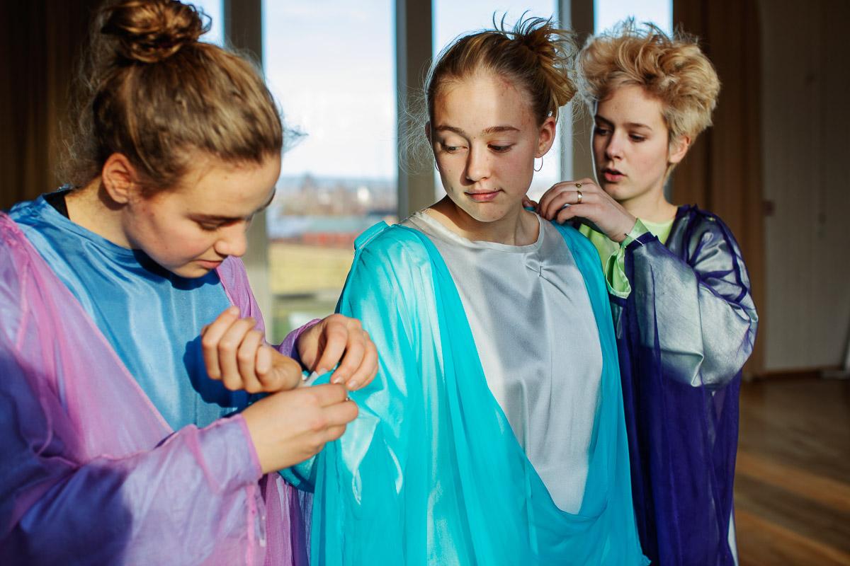 Scenekunst - VG Steinerskole på Hedemarken