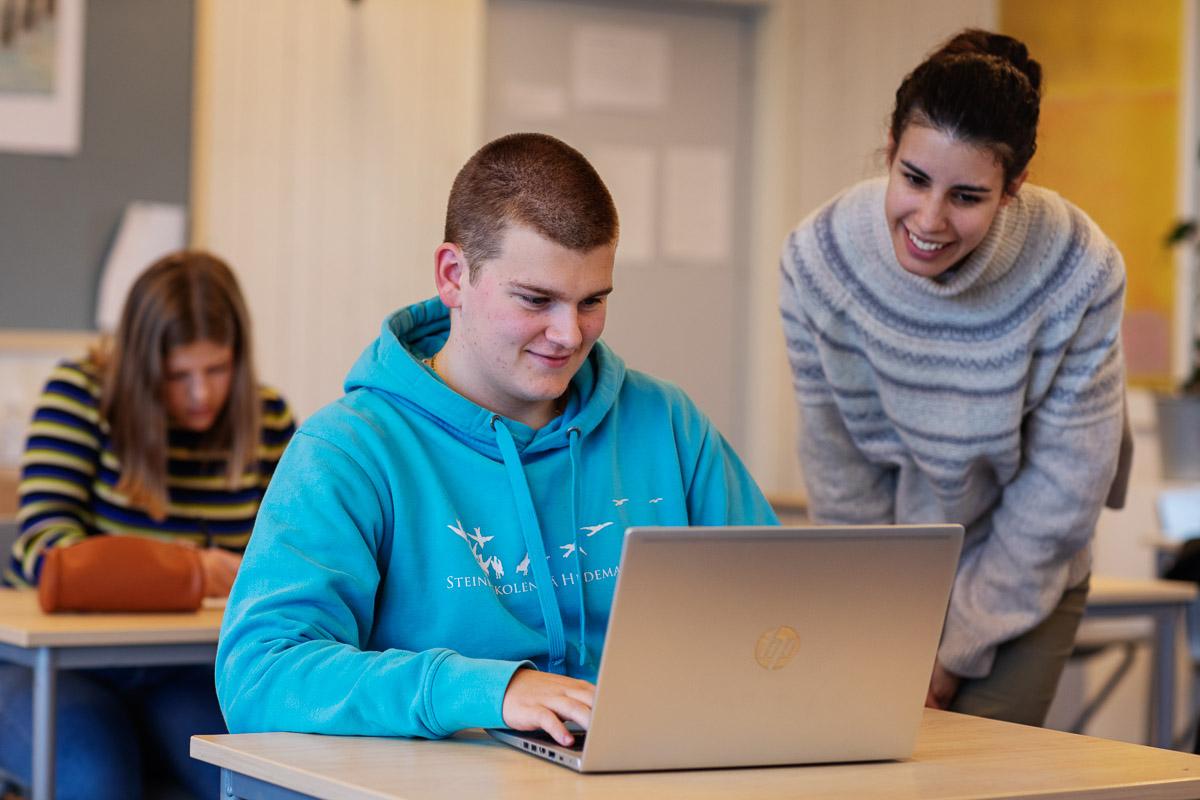 Engelsk - VG Steinerskole på Hedemarken