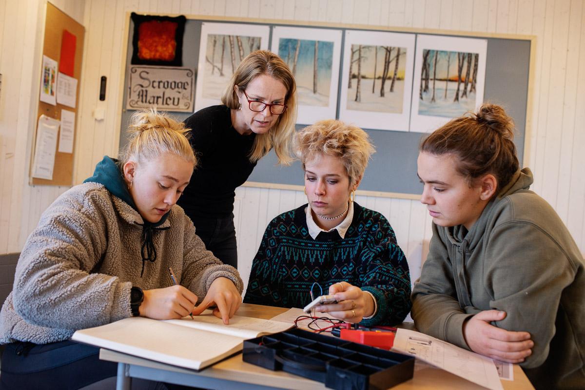 Fysikk - VG Steinerskole på Hedemarken