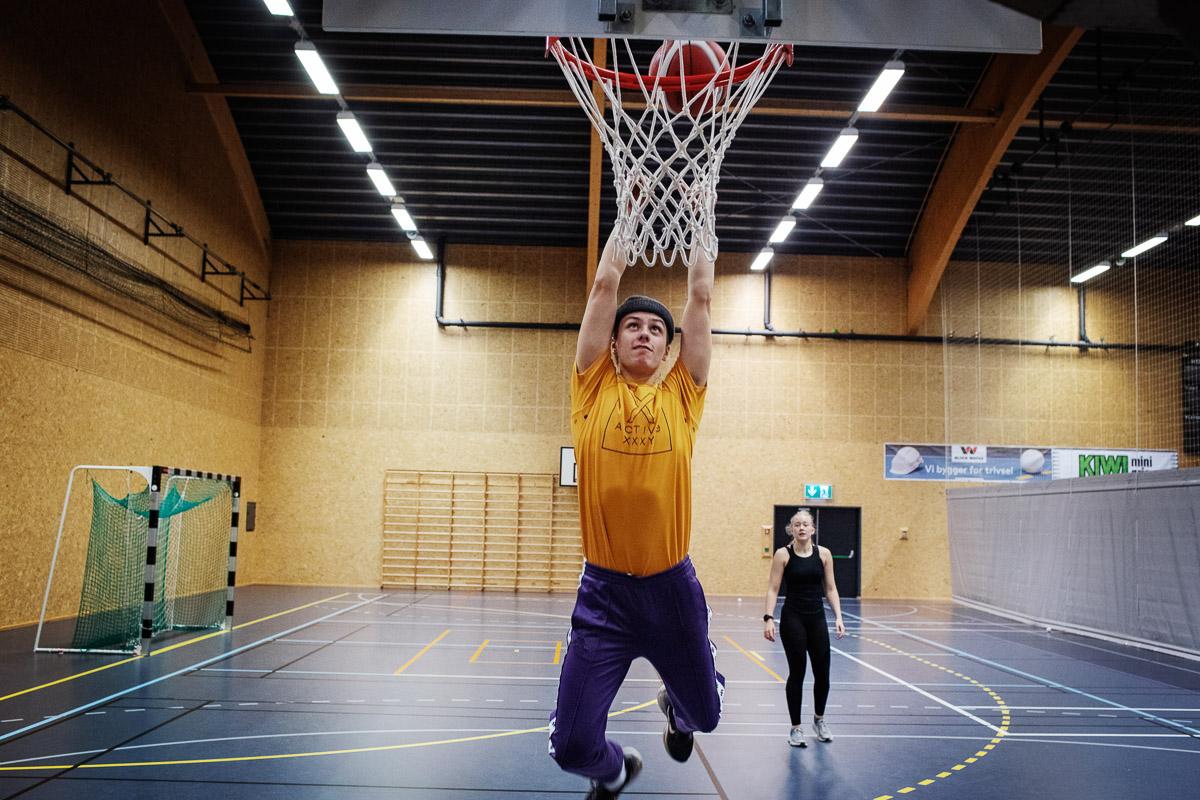 Gym - VG Steinerskole på Hedemarken
