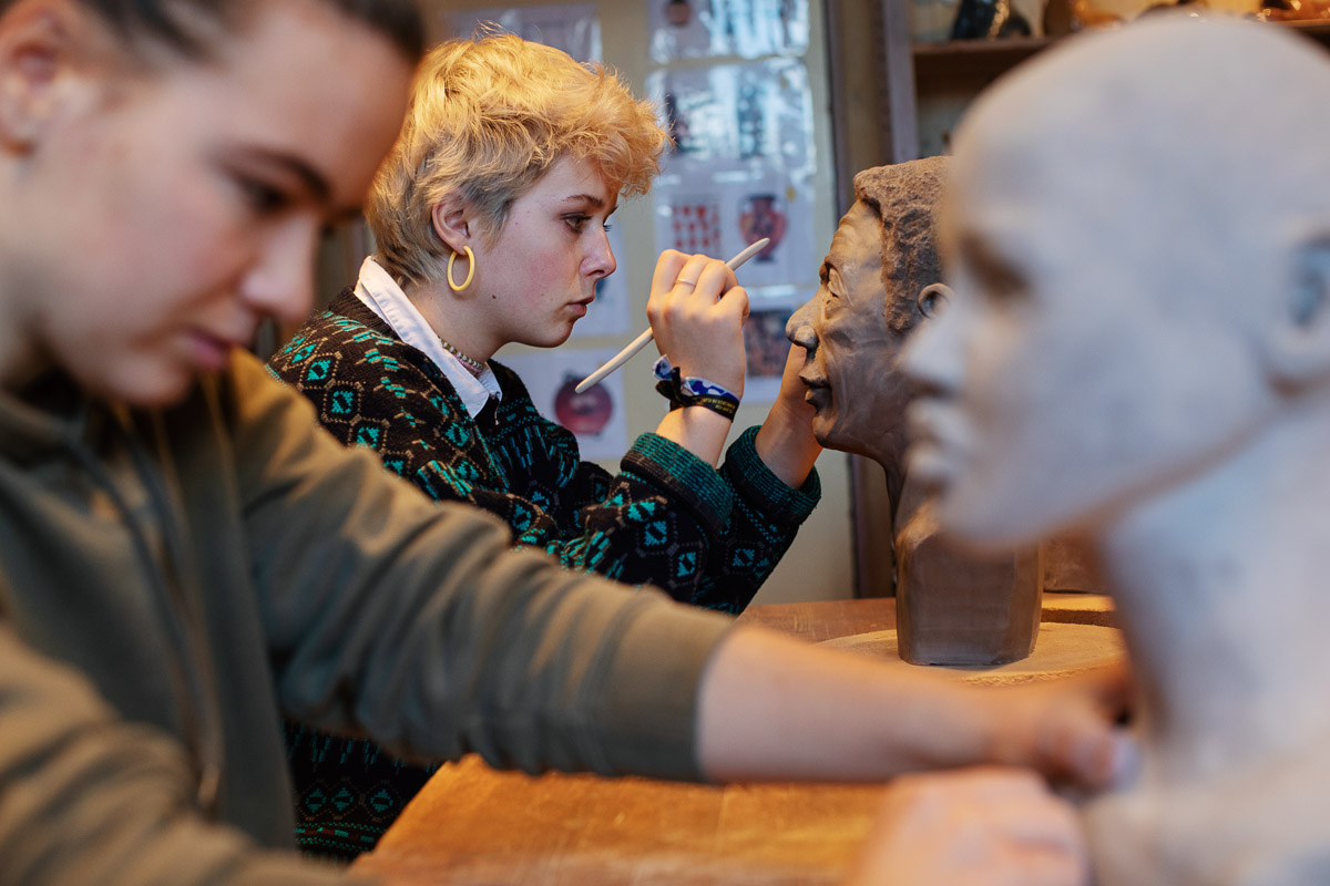 Keramikk - VG Steinerskole på Hedemarken